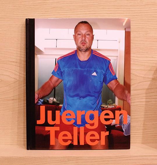 Juergen Teller: Les Choix De La Librairie 2014